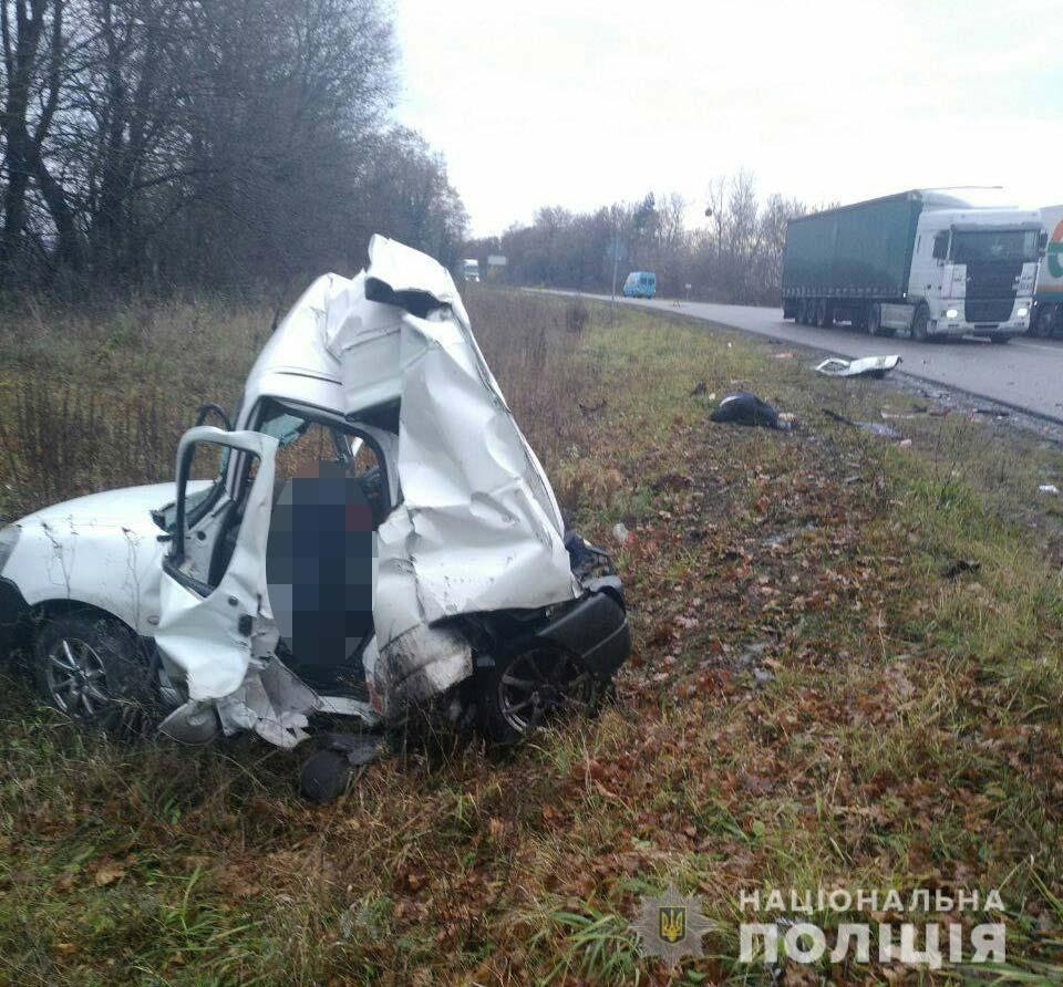 Новини Закарпаття— Смертельна ДТП натрасі «Київ-Чоп»