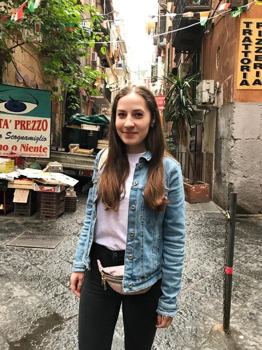 Прогулянка у Неаполі