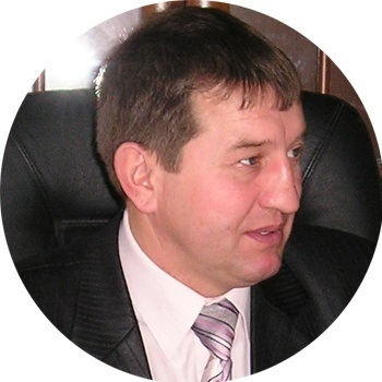 Володимирецький селищний голова Олександр Осмолович