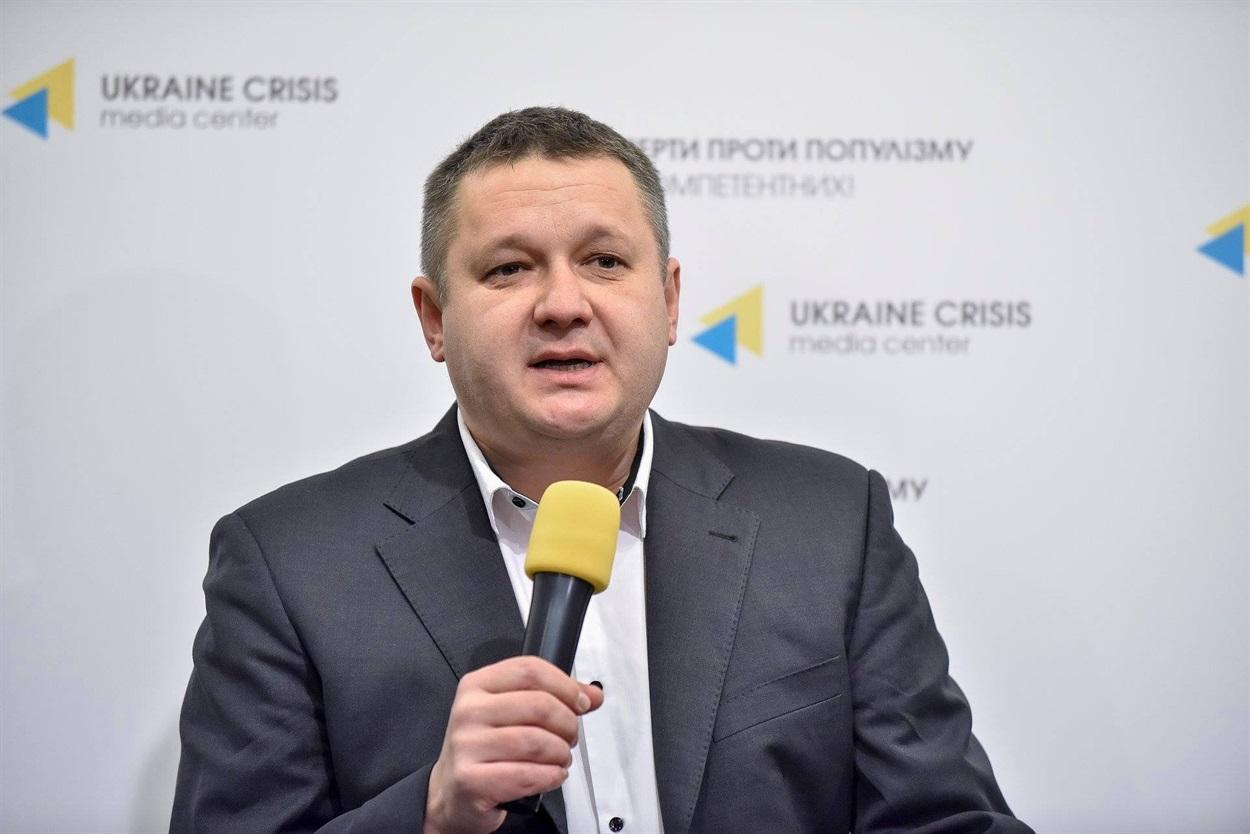Голова Комітету виборців України Олексій Кошель