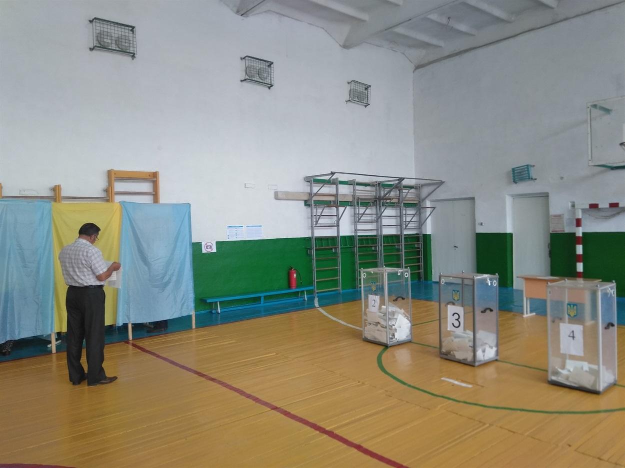 Парламентські вибори у Городці