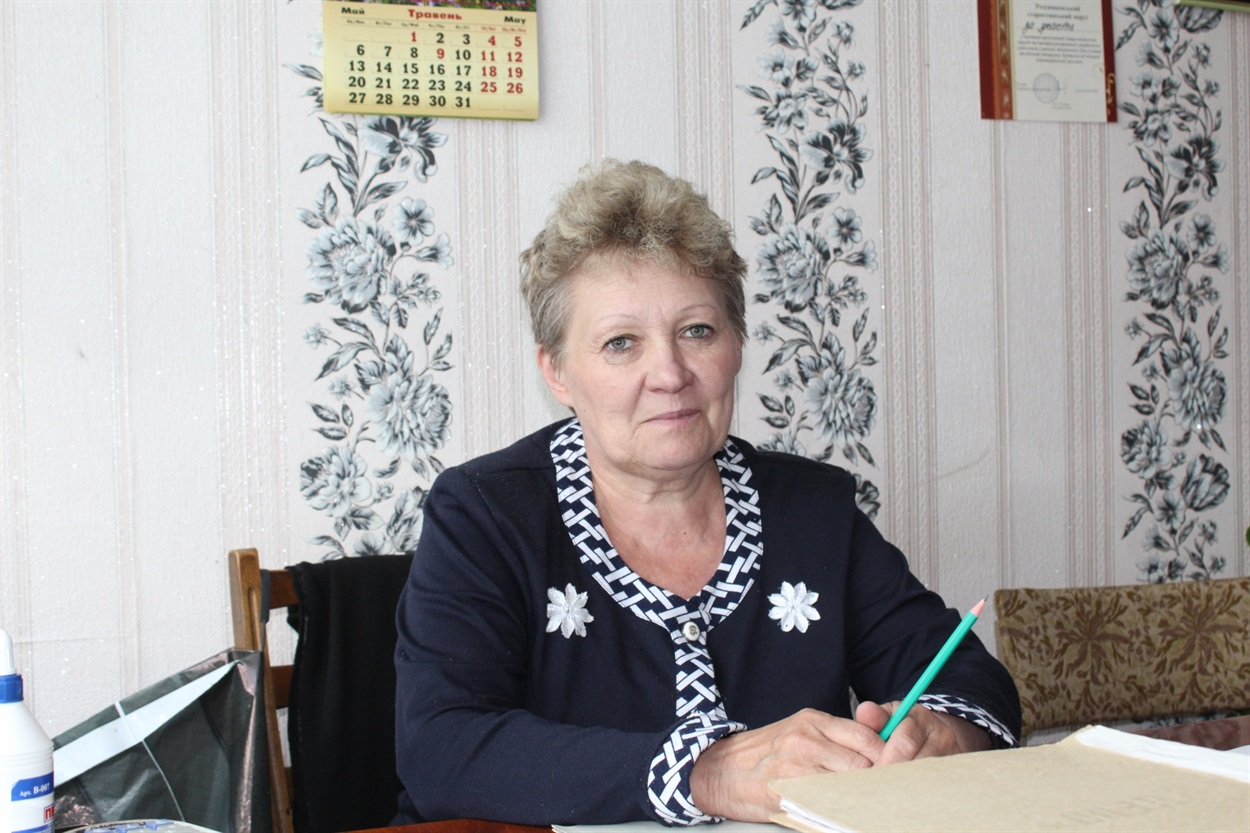 Олена Севостьянова