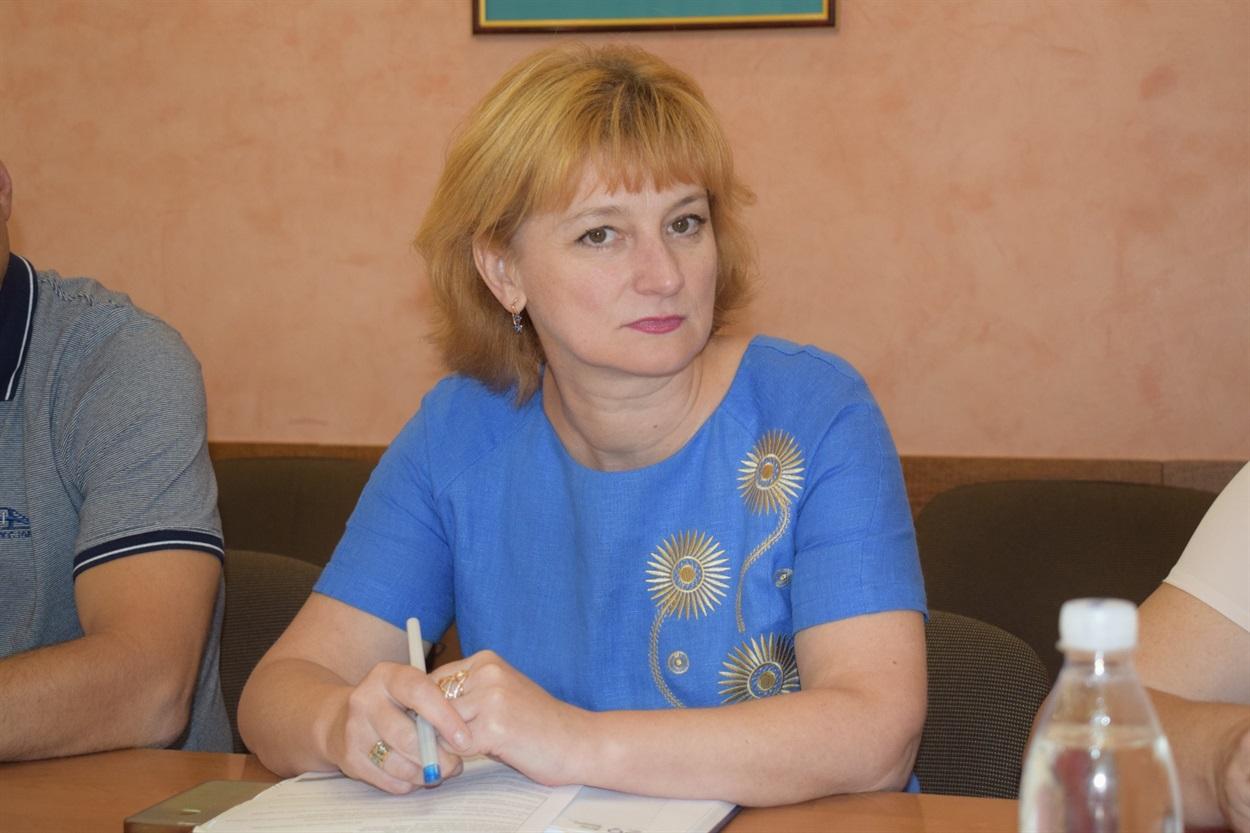 Галина Пилипчук