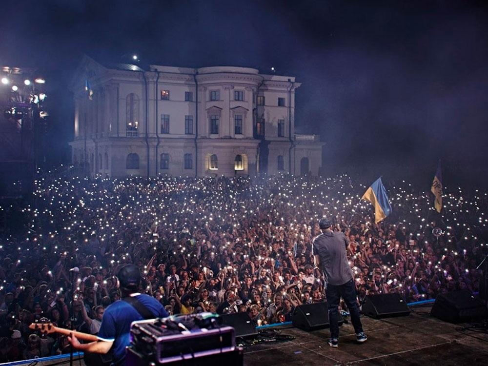Безкоштовний концерт у Батурині