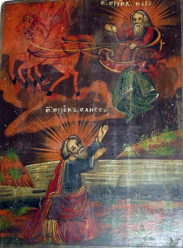 Ікона святого Іллі