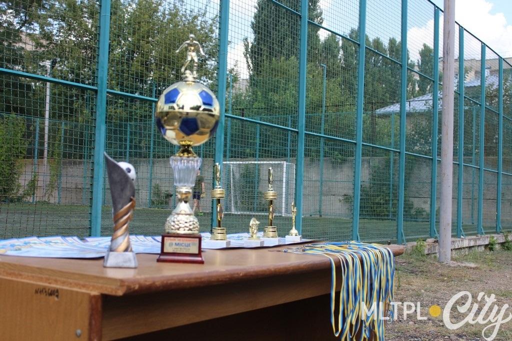 Кубок, как и заказывали, остался в Мелитополе