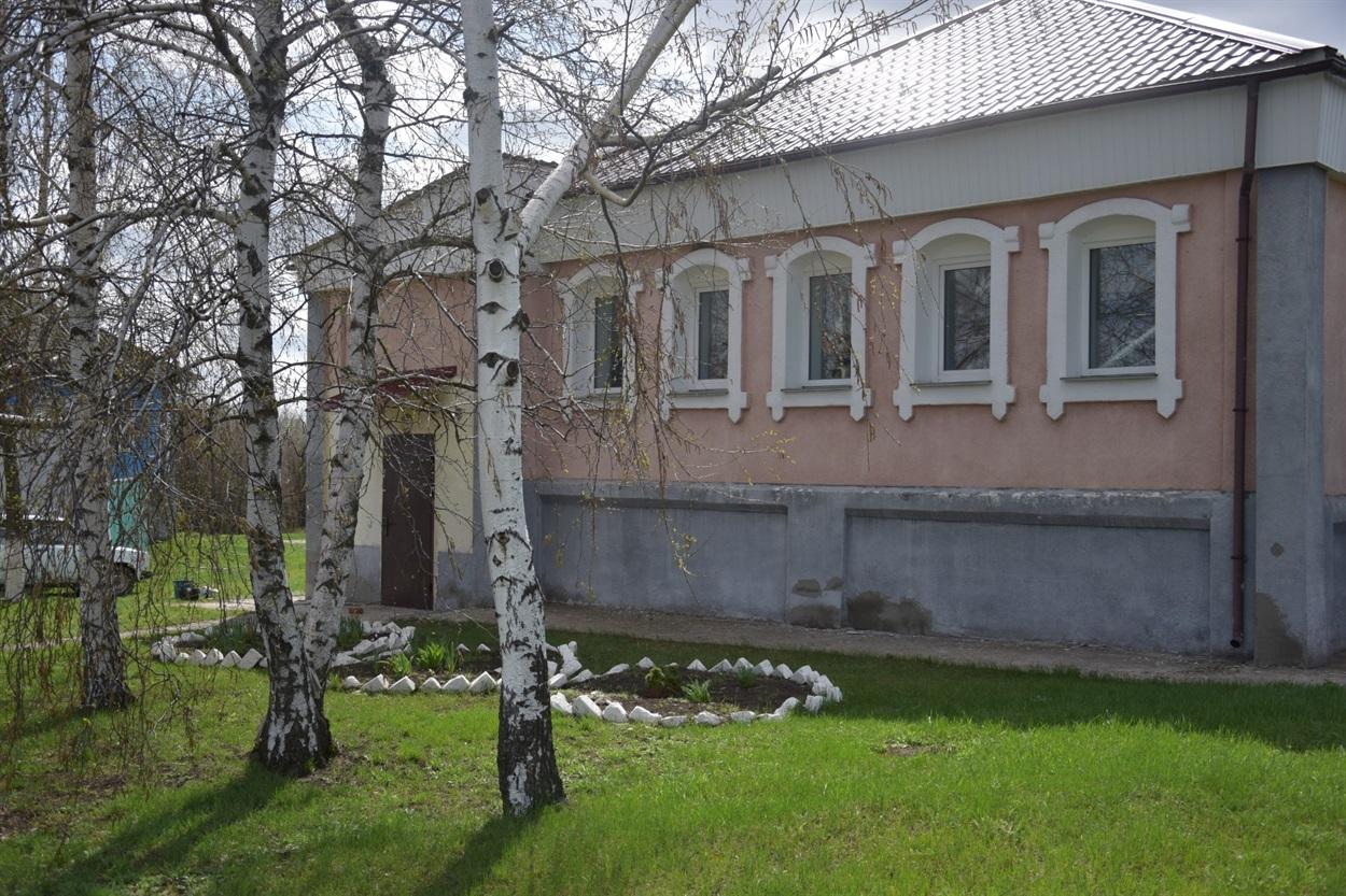 Сучасний вигляд будинку Демино-Олександрівського ФАПу