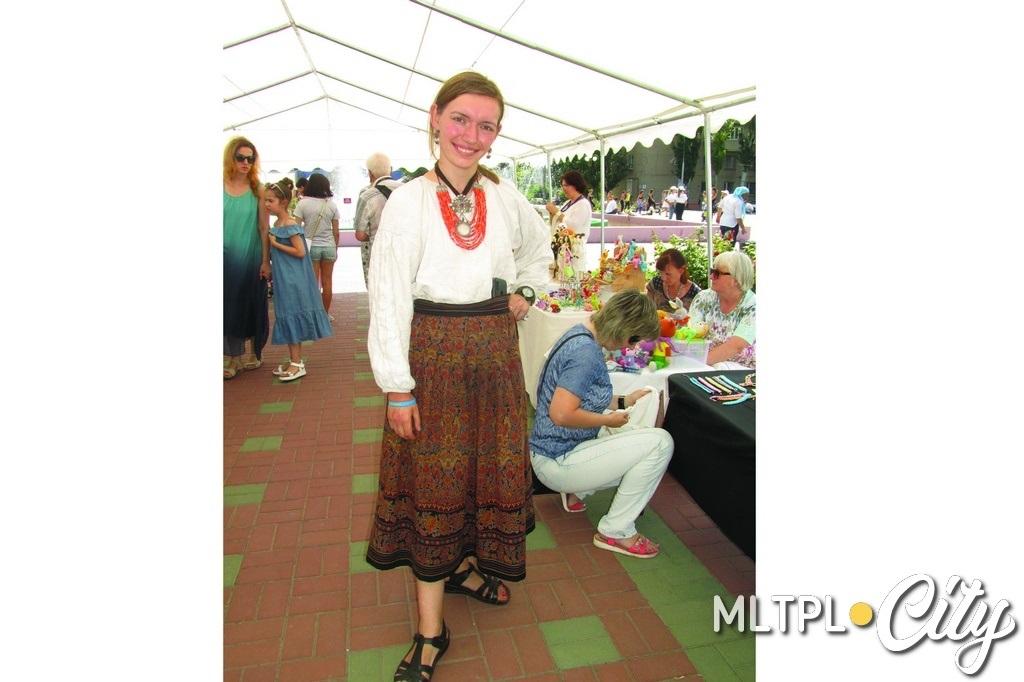 Алиса Шрамко - одна из организаторов фестиваля