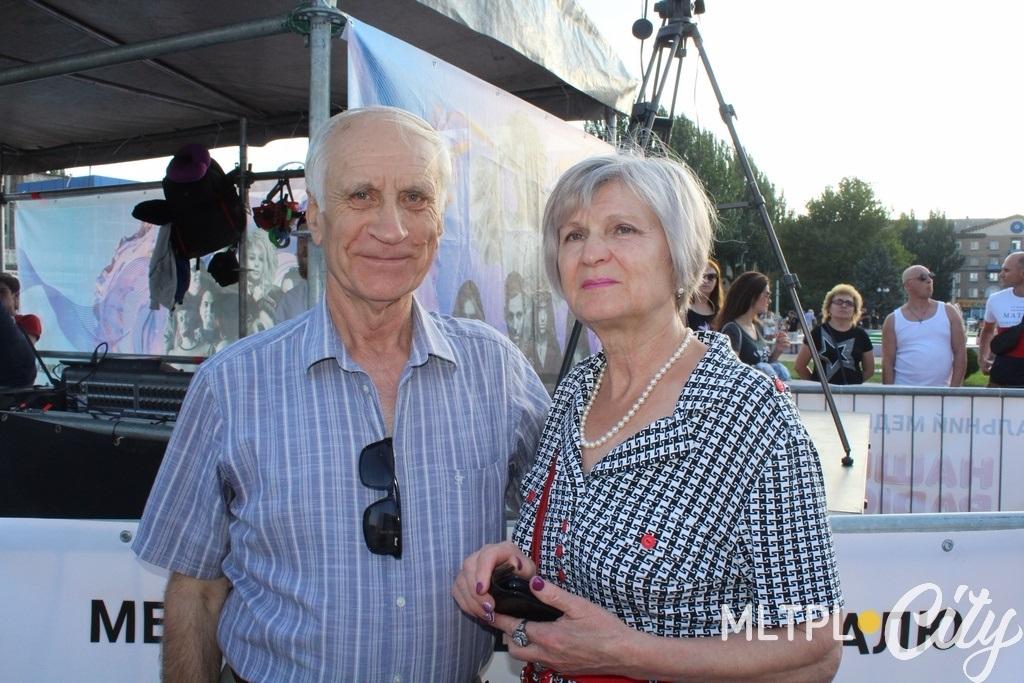 Дмитро та Надія бачили анонс фестивалю в інтернеті