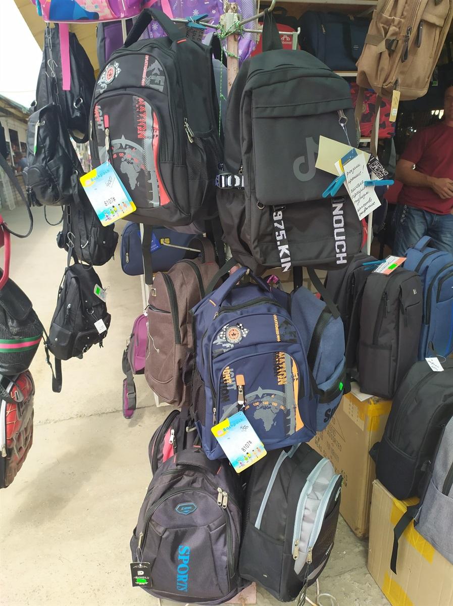 Рюкзаки у САКВОЯЖІ