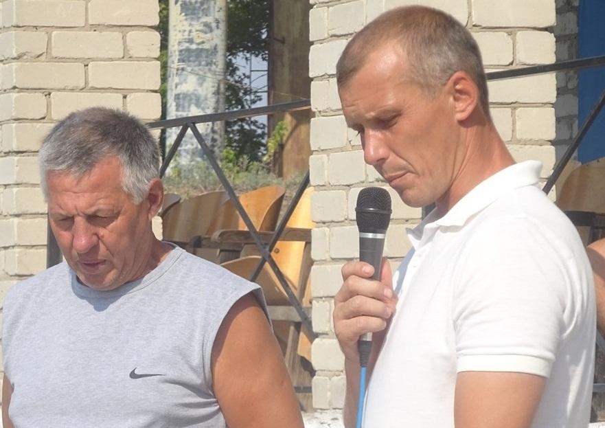 Володимир Москаленко, Ігор Гладун