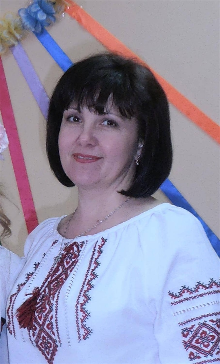Олена Макогон
