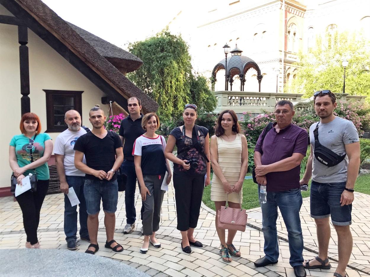 Журналісти Дніпропетровщини