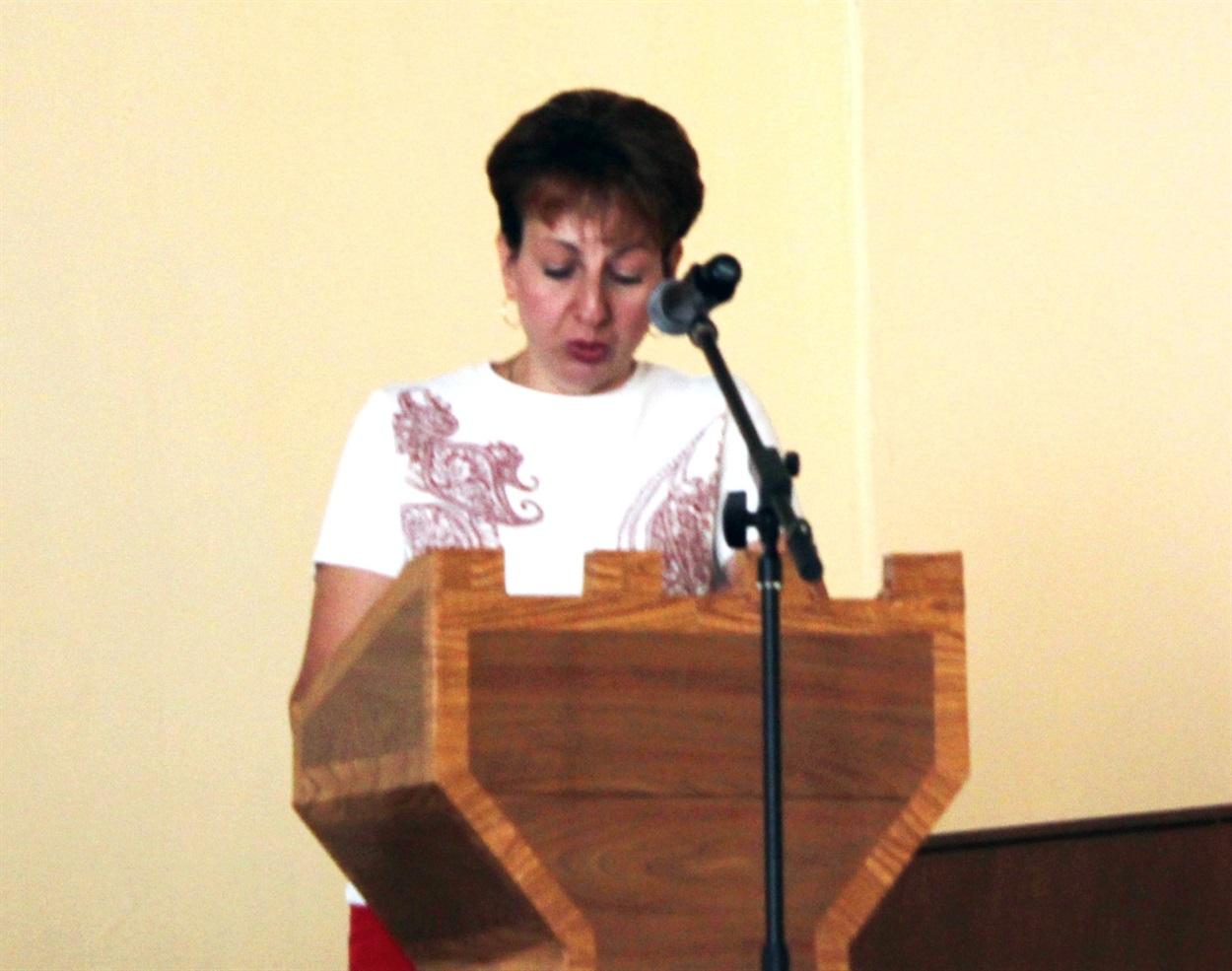 Ольга Цимбал