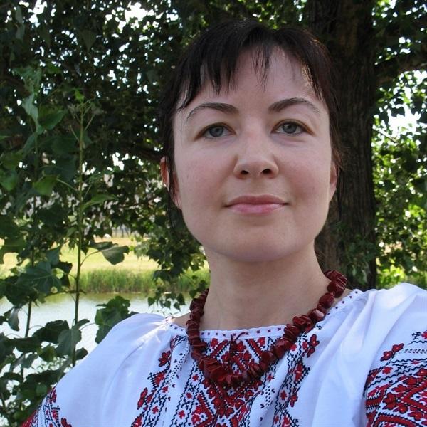 Анна ОЛЕЩЕНКО