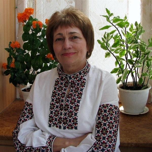Зоя Шалівська