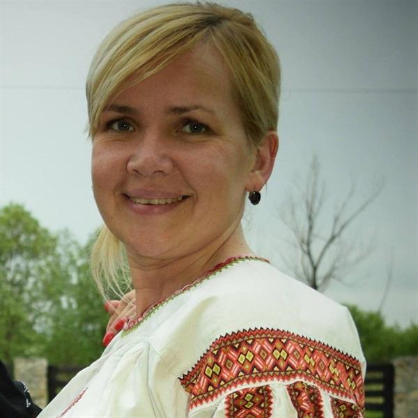 Наталія Захарова