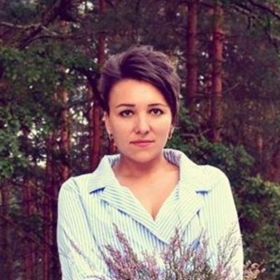 Олена Стельмащук