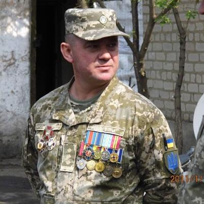 Полковник Олександр Щербина